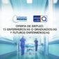 OFERTA DE EMPLEO: 15 ENFERMEROS/AS O GRADUADOS/AS Y FUTUROS ENFERMEROS/AS  (ESTUDIANTES DE ÚLTIMO CURSO)